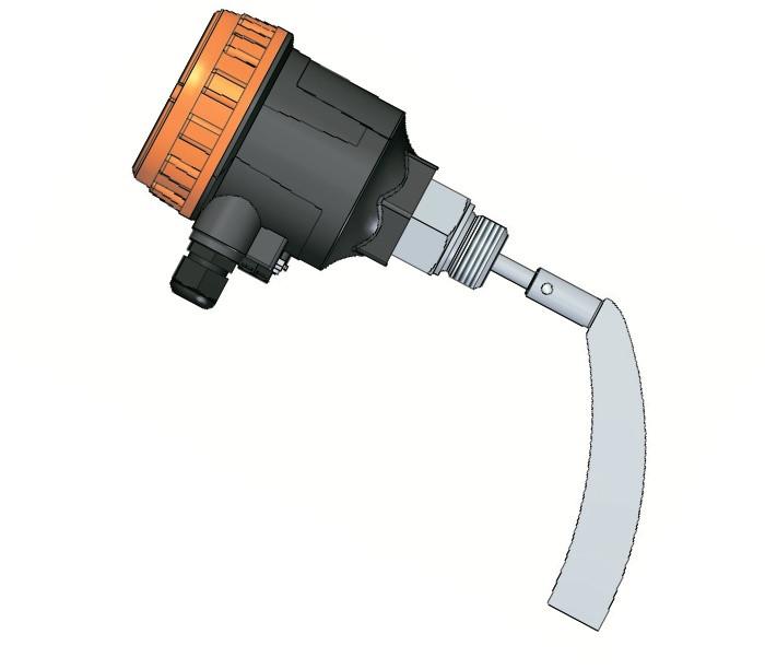 Ротационный сигнализатор реле уровня серии ELF 11