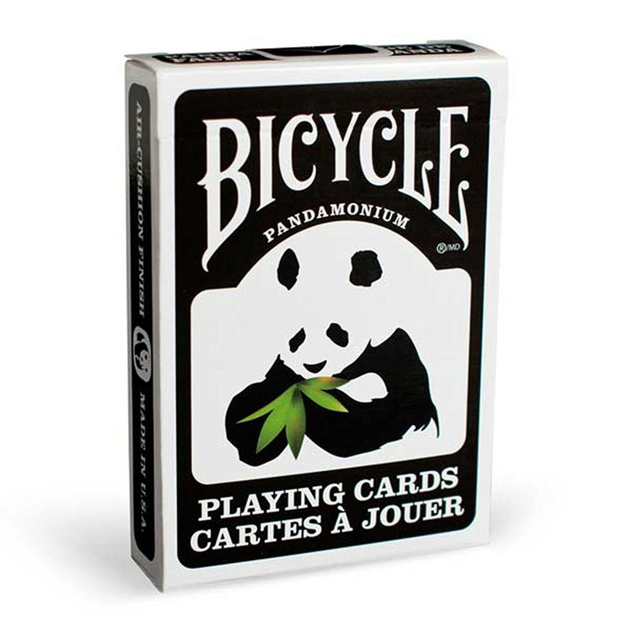 Карты игральные | Bicycle® Pandamonium