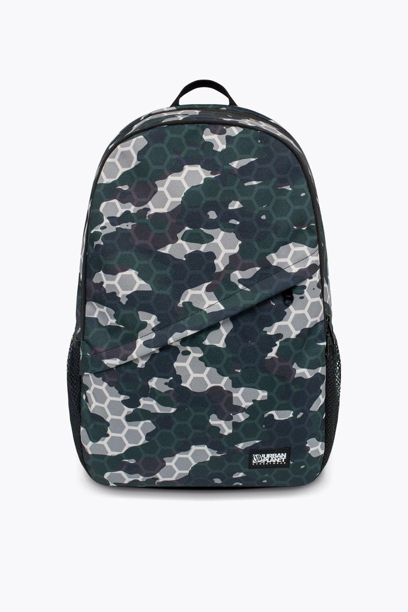 Камуфляжний рюкзак Urban Planet B8 SOT C 30л. 45x29.5x13см. кольоровий