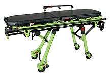 Каталка для автомобилей скорой медицинской помощи со съемными носилками YDC-3FWF Праймед