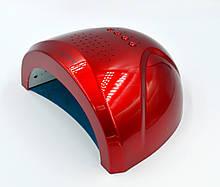 LED + UV лампа для сушки гель лаков и гелей Sun One Red 36 Вт YQ-21 (YQ21SUN1R)