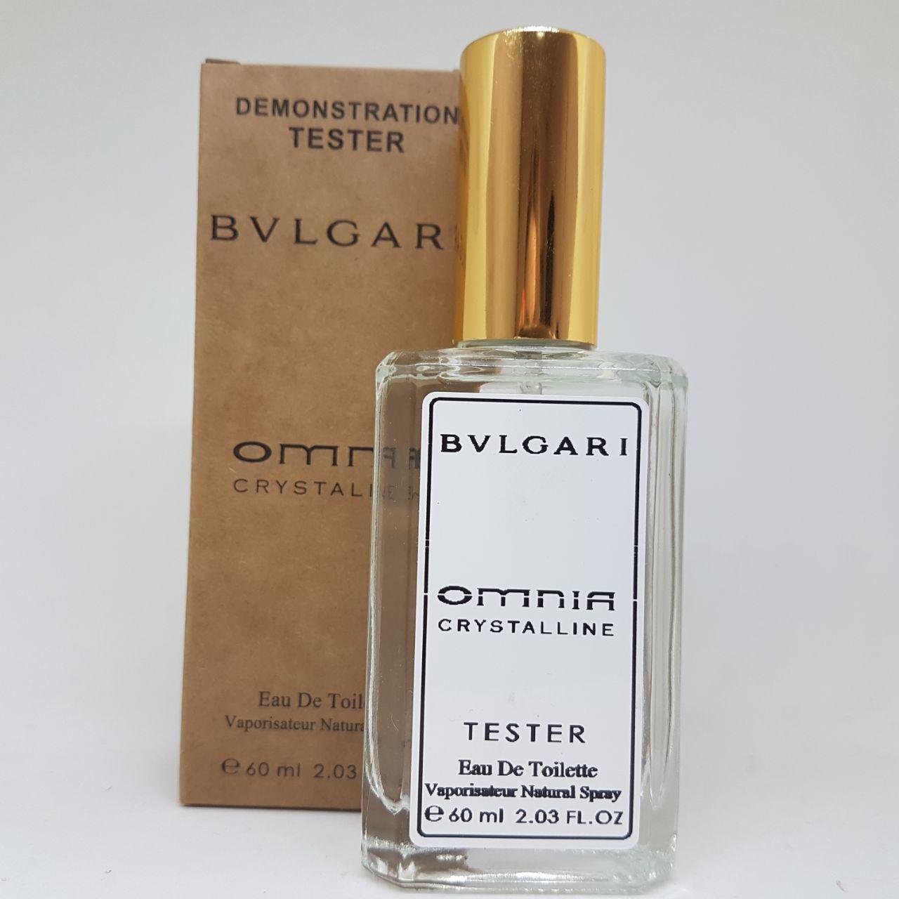 Bvlgari Omnia Cristalline - Brown Tester 60ml