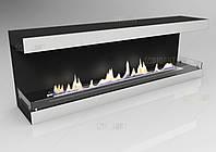 Встраиваемый очаг Rodos TM Wild Flame 1800