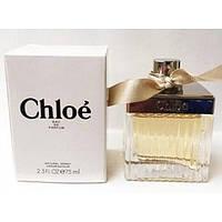 Chloe Eau De Parfum tester 75 ml.