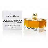 Dolce & Gabbana The One tester 75 ml.
