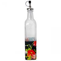 Бутылка для растительного масла  Мак