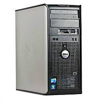 Б/У Системный блок Dell OptiPlex 745 Tower Pentium E6400 1GB noHDD