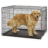 Вольер клетка для собак Ferplast (Ферпласт) DOG-INN 60 метал 64,1*44,7*49,2 см, фото 5