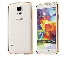 Металлический бампер для Samsung S5 G900
