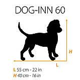 Вольер клетка для собак Ferplast (Ферпласт) DOG-INN 60 метал 64,1*44,7*49,2 см, фото 7