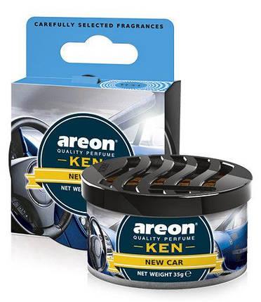 Areon Ken New Car Новая Машина (AK19), фото 2