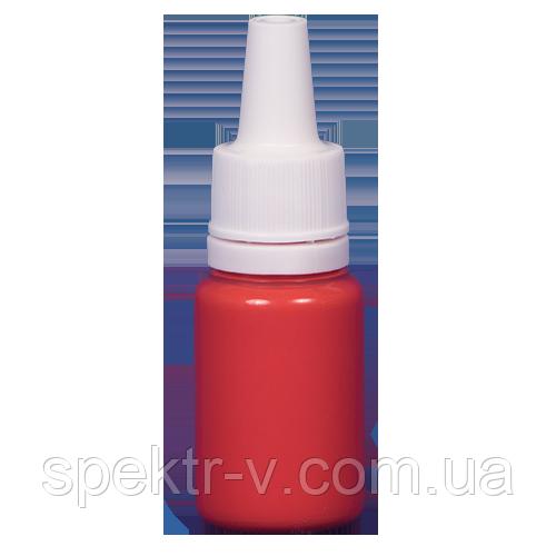 Краска JVR Revolution Kolor, red racing #129,10 ml