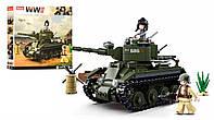 Конструктор WW2 Танк 686 Sluban