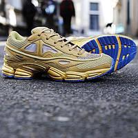 "Кроссовки Adidas x Raf Simons Ozweego 2 ""Khaki Gold"", фото 1"
