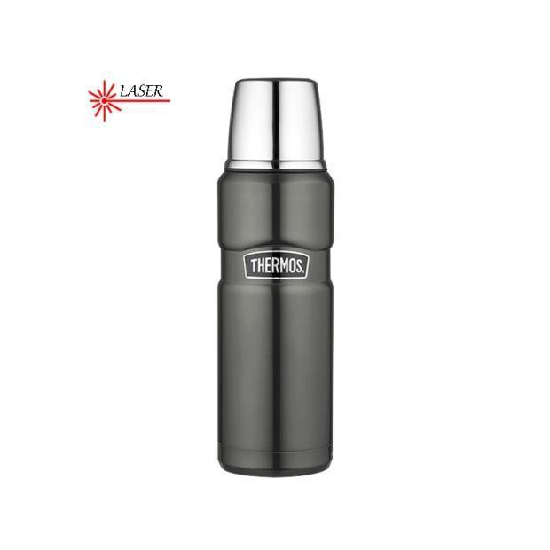 Thermos Stainless King Food Flask Flask Blue Steel 047l 470ml Midnight Blue