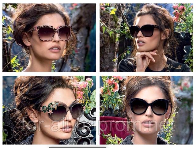 Фото солнцезащитные очки Dolce&Gabbana