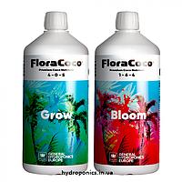 Набор удобрений GHE Flora Coco Grow + Bloom 1L
