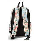 Школьный рюкзак с цветами для девочки Miyahouse голубой (AV188), фото 3