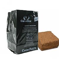 Кокосовый субстрат CocoStar Coco Pot 9 л