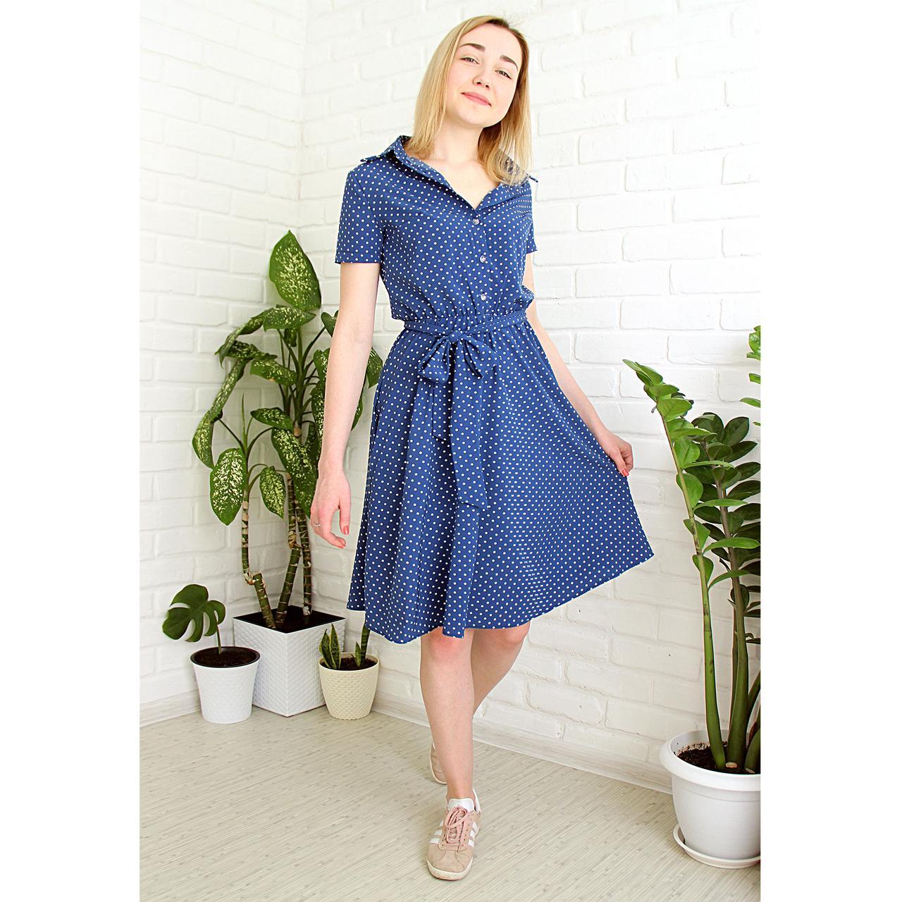 "Платье-рубашка ""Дарина"""
