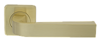 Дверная ручка ARMADILLO Kea матовое золото