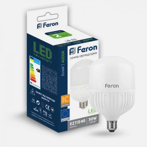 Led лампа Feron LB-65 30W E27-E40 4000K