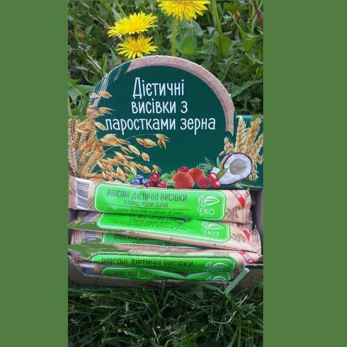 Отруби овсяные с ростком пророщенного зерна 20гр (Энергия) (диета Дюкана)