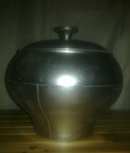 Горшок печной алюминиевый 4.0л