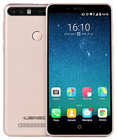 "Leagoo kiicaa 3G 5.0"" Android 7.0 2GB RAM 16GB ROM MTK6580A 4 ядра 4000 маг 8MP Gold, фото 1"