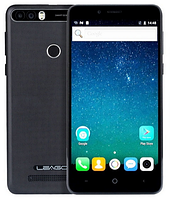 "Leagoo kiicaa 3G 5.0"" Android 7.0 2GB RAM 16GB ROM MTK6580A 4 ядра 4000 мАч 8MP Black"