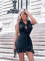 Легкое летнее платье 44-004