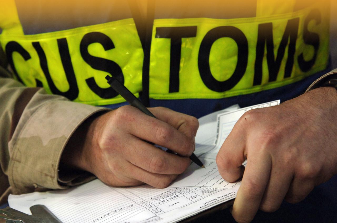 Услуги по таможенному праву, услуги по организации таможенного оформления