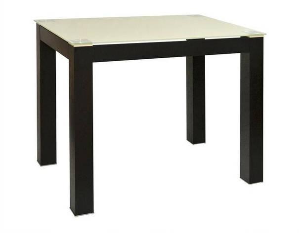 Стеклянный обеденный стол  DK86 Eurostek, фото 2