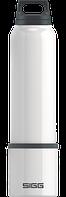 Термос SIGG Thermo Flask Hot & Cold White 1l 8448.30, фото 1