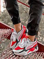 Женские кроссовки Puma RS-X Reinvention , Реплика, фото 1