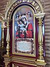 Церковний підлоговий кіот (1200х3200 мм), фото 5