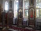 Церковний підлоговий кіот (1200х3200 мм), фото 9