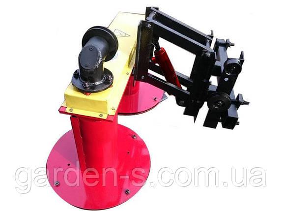 Косилка роторная КР-1,1 Володар для мототрактора (Ширина захвата 110 см) Без гидроцилиндра, фото 2