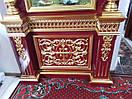 Церковний підлоговий кіот (1200х3200 мм), фото 10