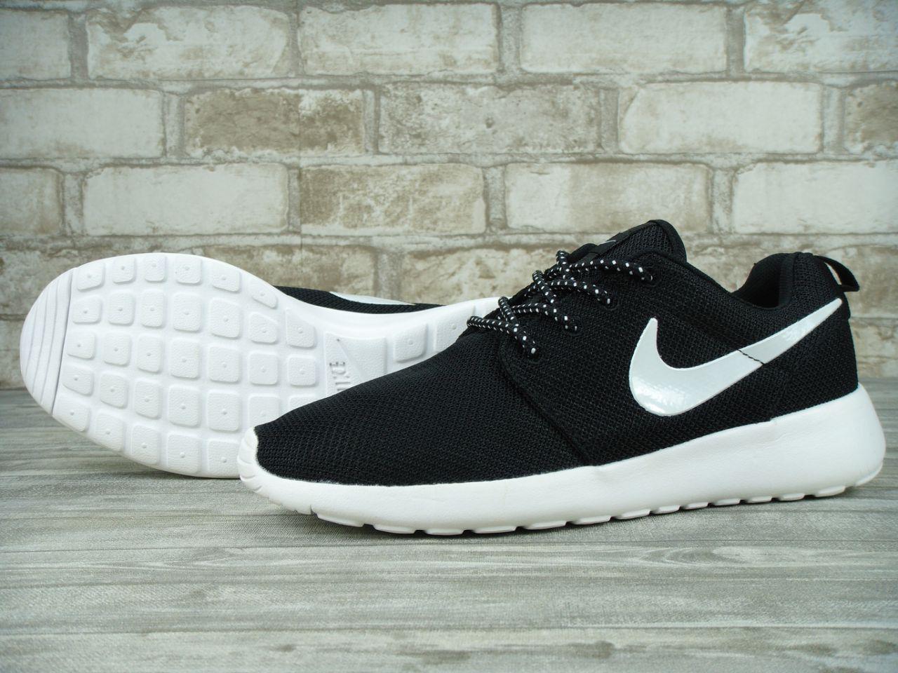 b1e17d96 Кроссовки женские Nike Roshe Run KD-10608. Черные - SNKRS ONE  ИНТЕРНЕТ-МАГАЗИН