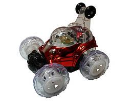 Перевёртыш на радиоуправлении мини Cool Lamp (LX9082) с аккум. (красный)