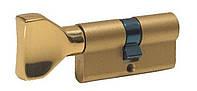 Iseo F5 95мм 35х60 ключ/тумблер латунь (Италия), фото 1