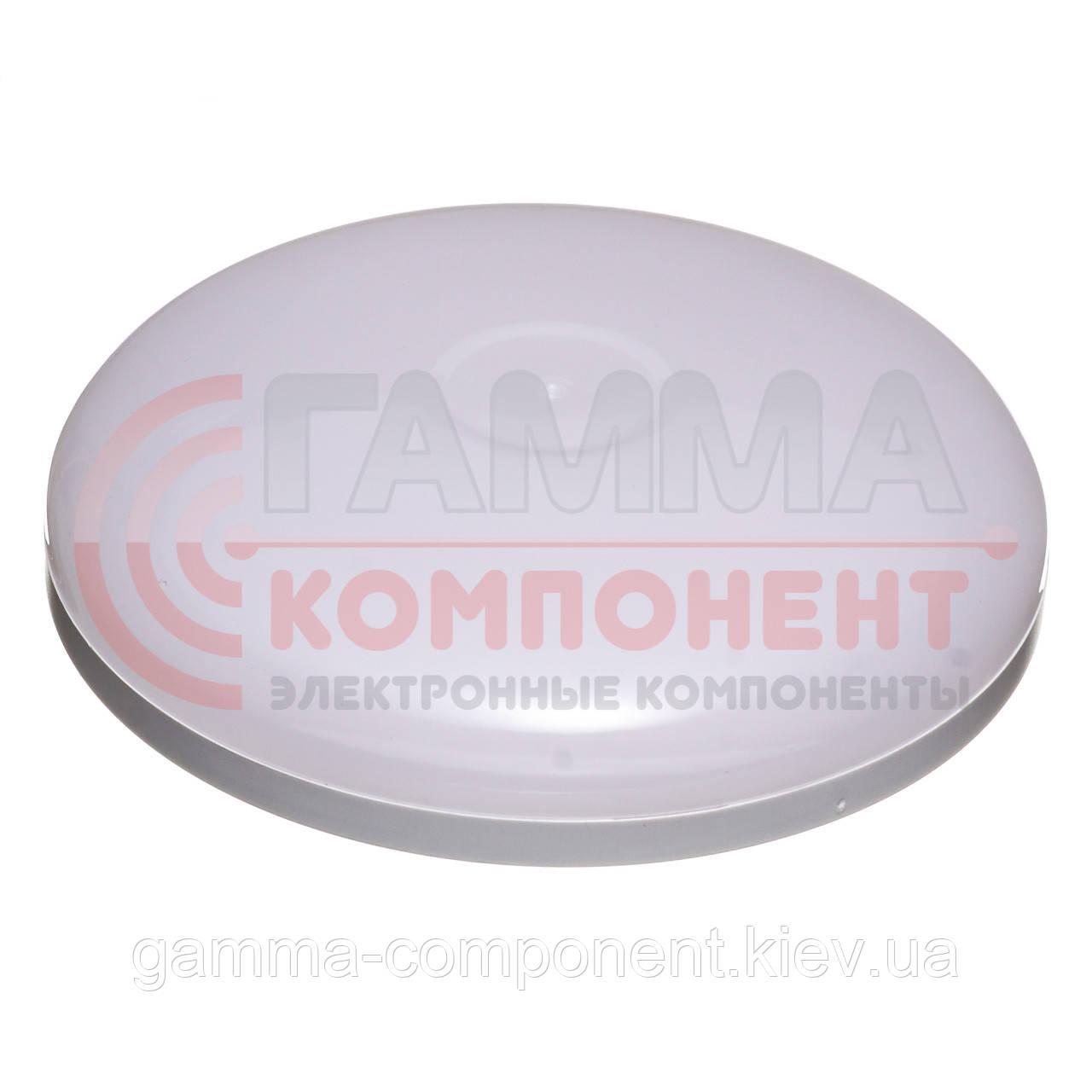 Светодиодный светильник накладной ЖКХ 18Вт, круглый, холодный белый, IP65