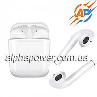 Беспроводные Bluetooth наушники TONO I9S-TWS Stereo белые