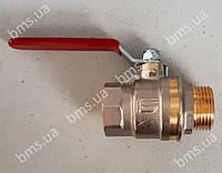 Кран червоний AG/IG, фото 1