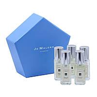 Подарочный набор Jo Malone Cologne с пакетом №4: 5 ароматов по 9 мл (копия премиум качества)