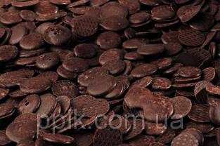 Арабеска черный шоколад 58% 1 кг
