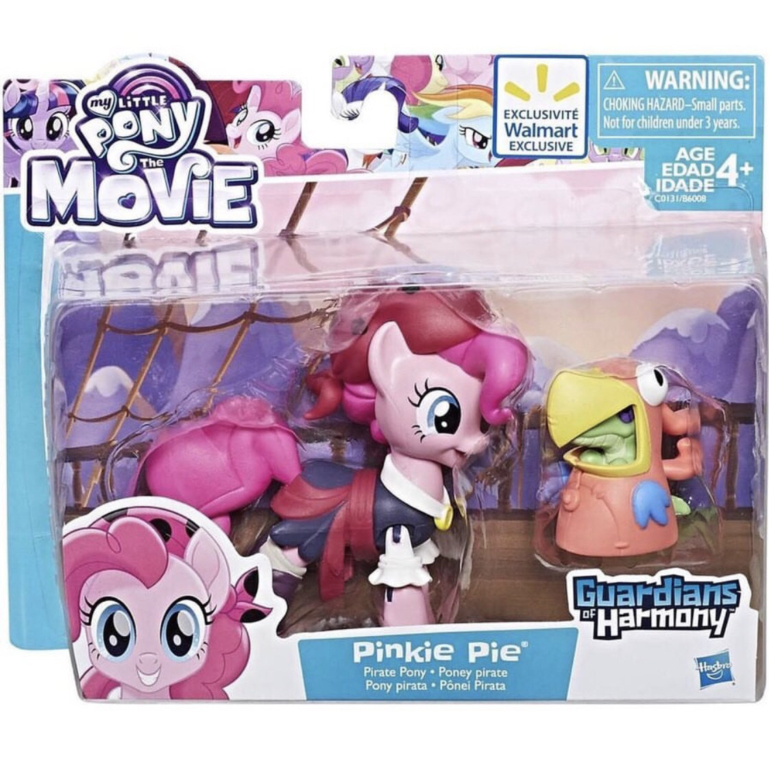 Пони пират Pirate Pony Pinkie Pie My Little Pony от Hasbro