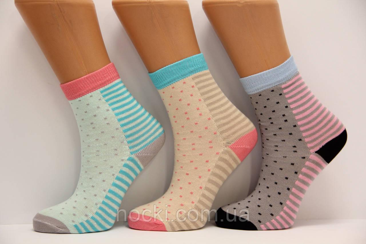 Подростковые носки компютерные с хлопка Стиль люкс 18-20
