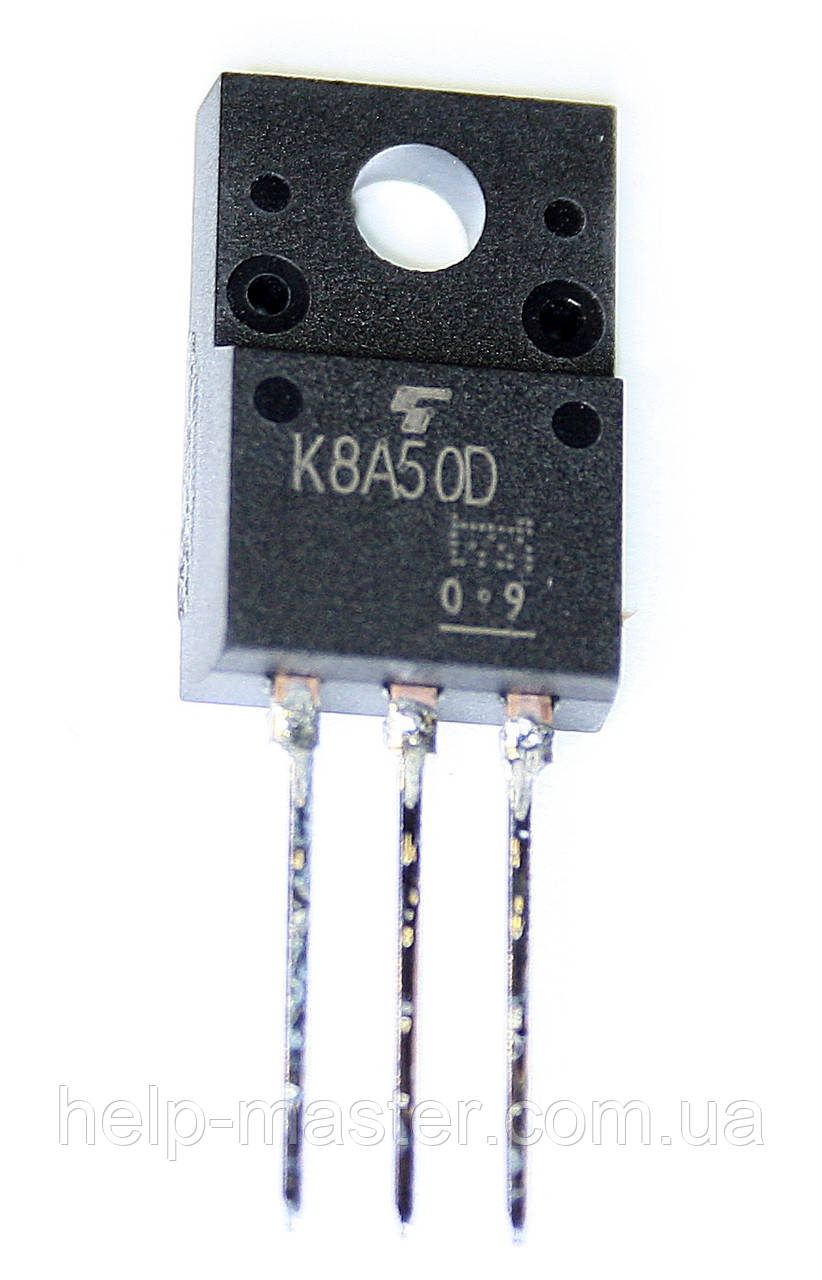 Транзистор TK8A50D (TO-220)